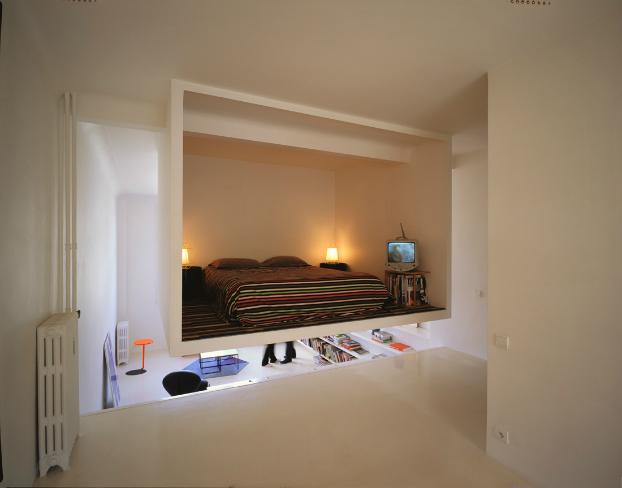 Valentine Apartment by ECDM 2