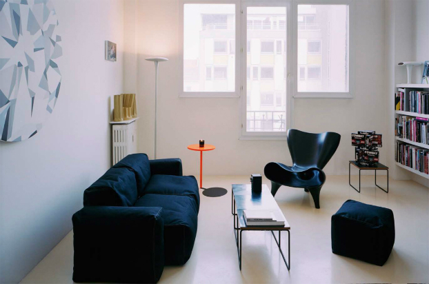 Valentine Apartment by ECDM 11
