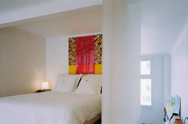 Valentine Apartment by ECDM