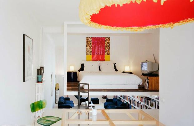 Valentine Apartment by ECDM 6