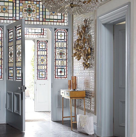 Modern Victorian Foyer : A victorian home in london by marianne cotterill decoholic