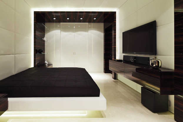 Ultra Modern House interior design by Geometrix 12