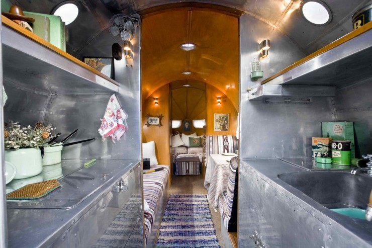 1935 bowlus trailer interior design