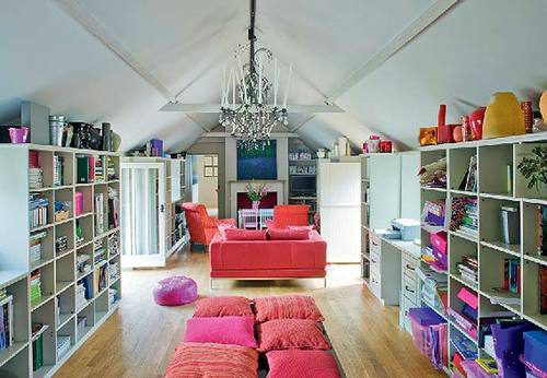 Awesome Attic Libraries 3