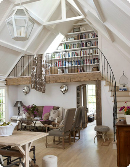 Awesome Attic Libraries Decoholic