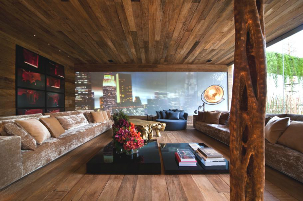 Awesome Luxury Loft in Brazil by Fernanda Marques 2