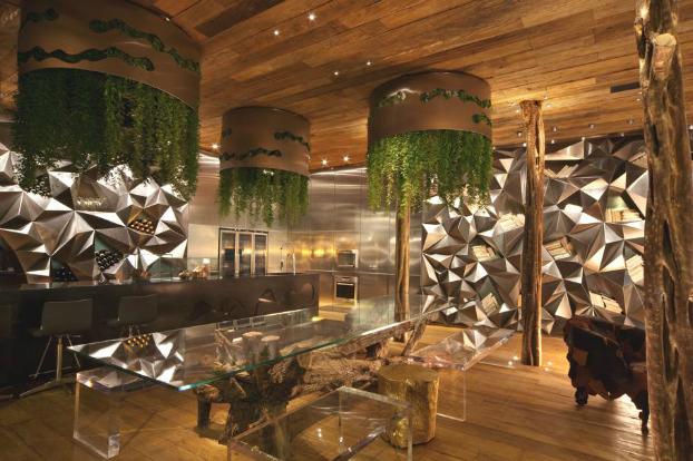 Awesome Luxury Loft in Brazil by Fernanda Marques 4
