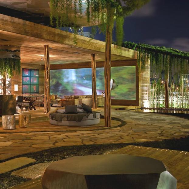 Awesome Luxury Loft in Brazil by Fernanda Marques 9