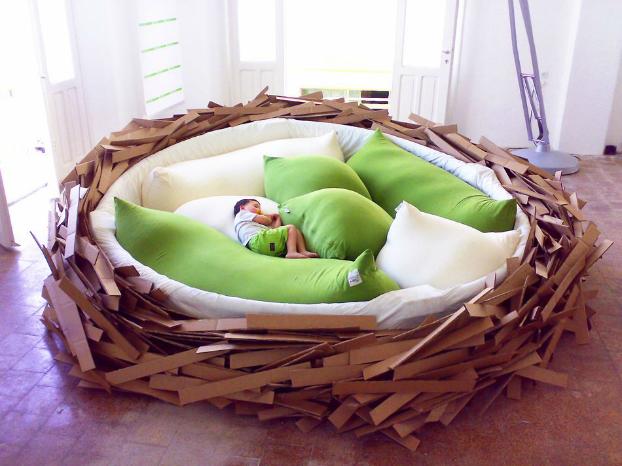Birdnest Bed