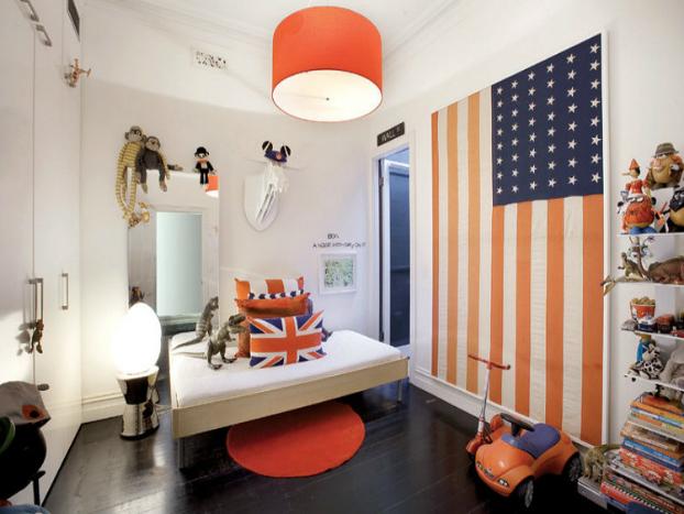 kids room House by John Matyas