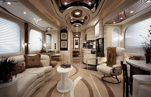 Clic Elegance Trailer Interior Design Ideas Contemporary Ceiling Mobile Home