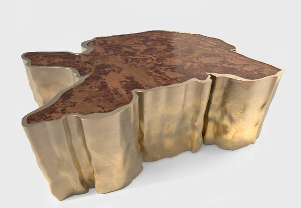An Amazing Coffee Table by Brabbu