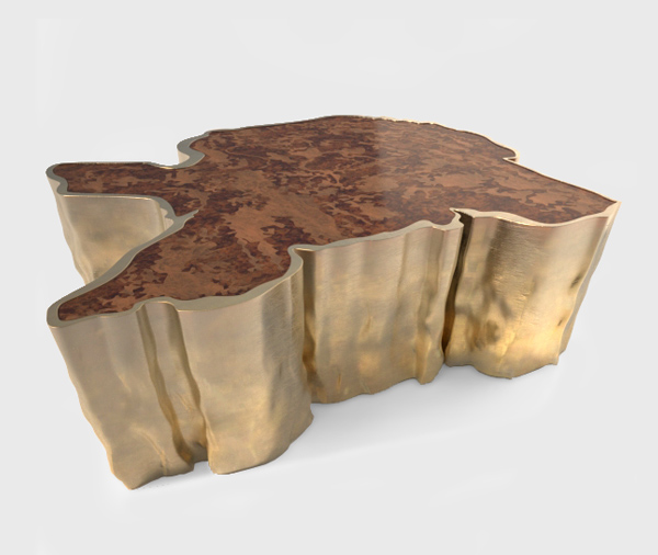 An Amazing Coffee Table by Brabbu