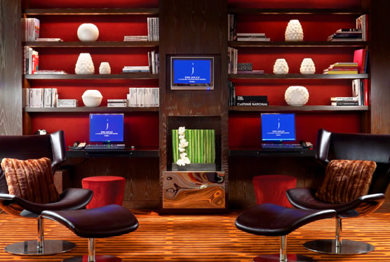 Joule hotel interior design 2