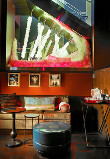 Joule hotel interior design
