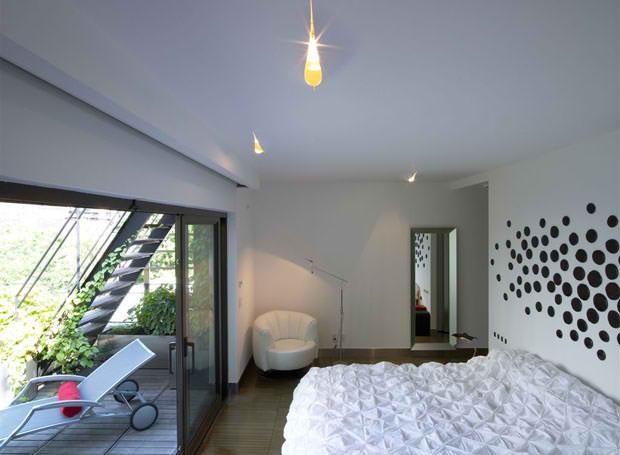 modern house interior design fractal construction5
