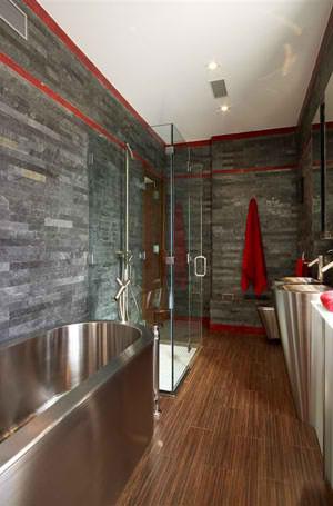 modern house interior design fractal construction6