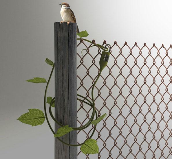 Ivy Bike Lock by Sono Mocci 2