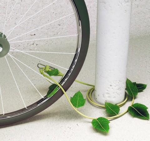 Ivy Bike Lock by Sono Mocci