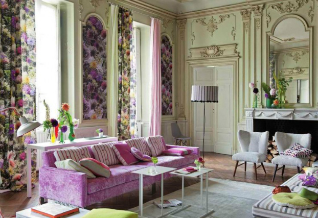 Awesome Spring Living Room 20