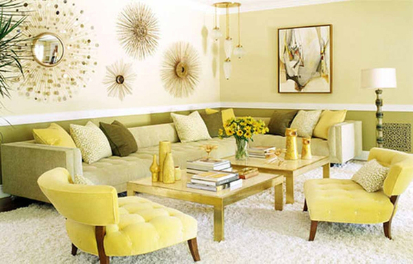 Awesome Spring Living Room 10