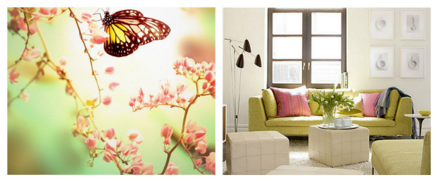 Awesome Spring Living Room 16