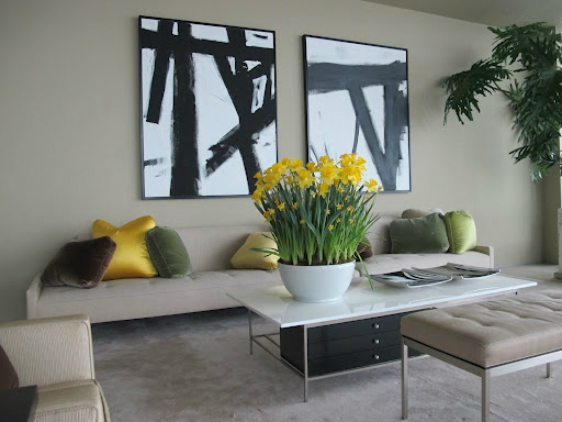 Awesome Spring Living Room 17