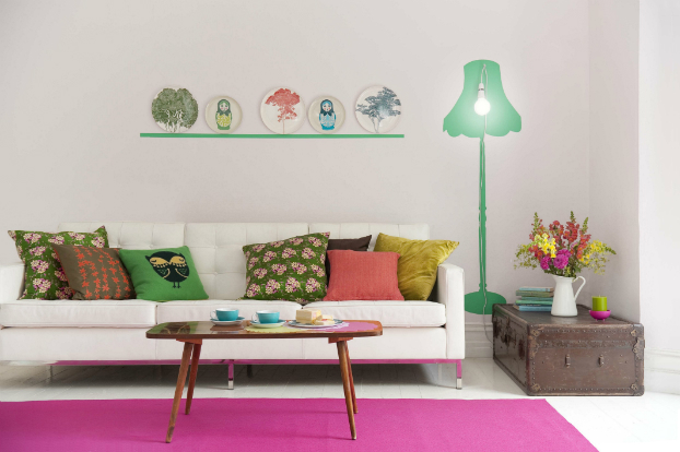 Awesome Spring Living Room 3