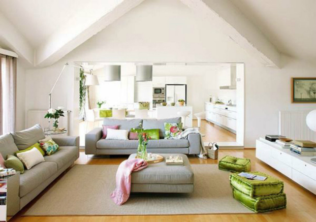Awesome Spring Living Room 7