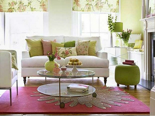 Awesome Spring Living Room 8