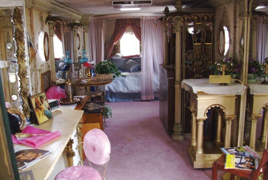 taylor's mobile home trailer luxury interior design