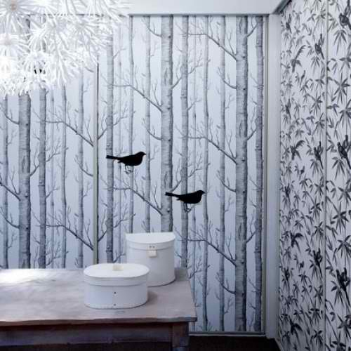 modern house in France bathroom design