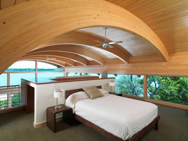 modern house in france bedroom 1 interior design ideas