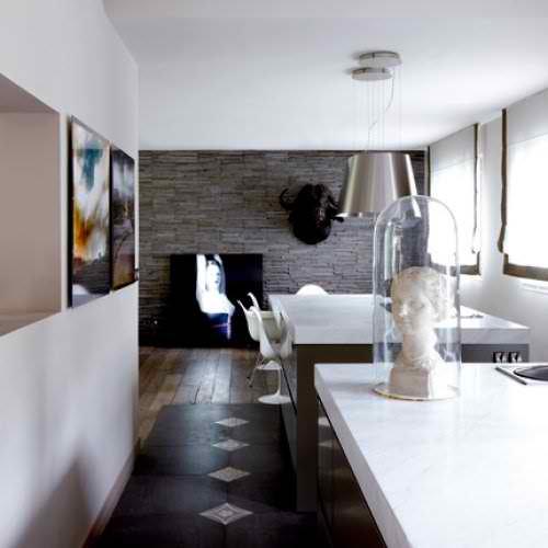 modern house kitchen interior  design ideas
