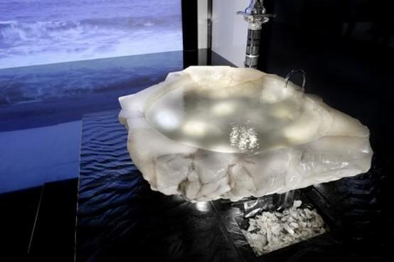 one million dollar crystal bathtub by paolo baldi1