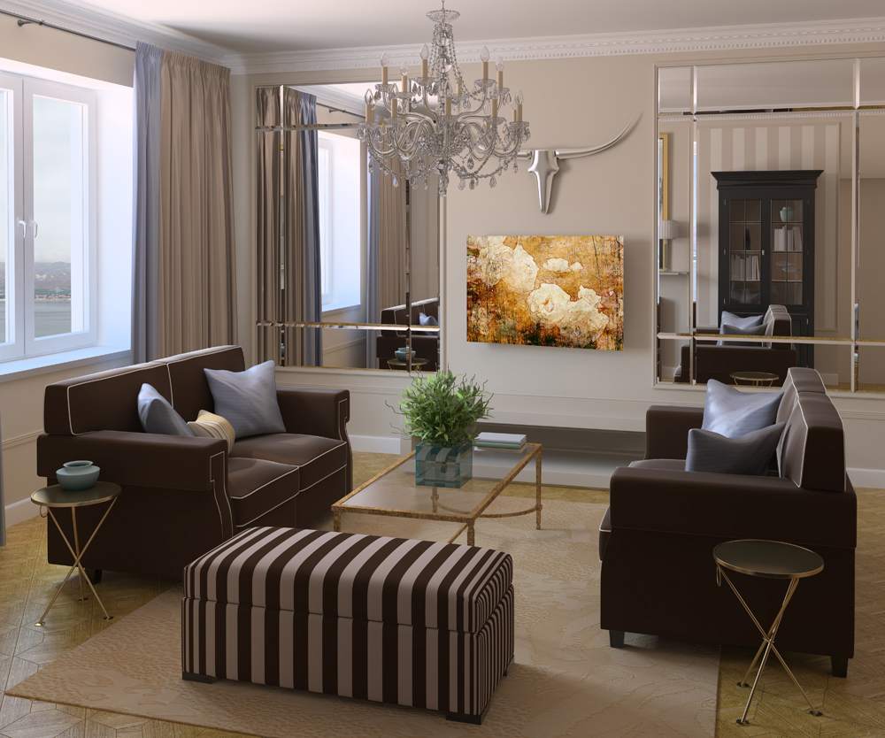 Infrared Heating Panels - Hot Paintings