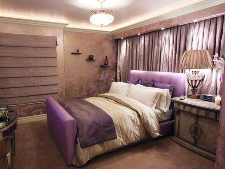 romantic purple bedroom 12 interior design ideas