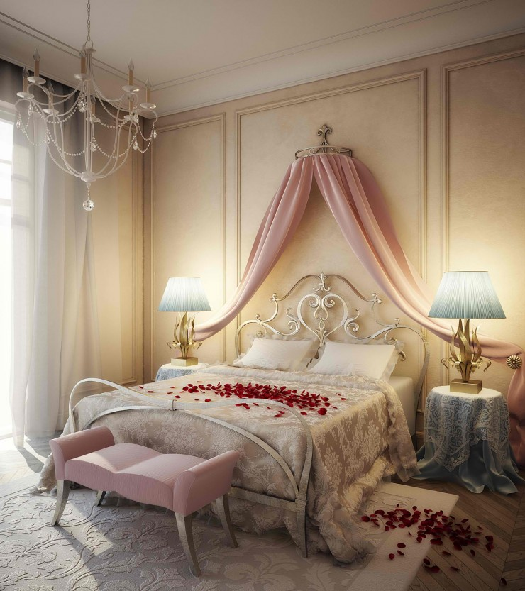 romantic bedroom 15 interior design ideas