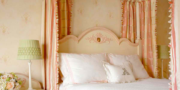 romantic pink bedroom 7 interior design ideas