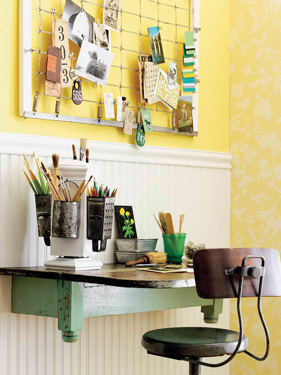 small home office 7 interior design ideas