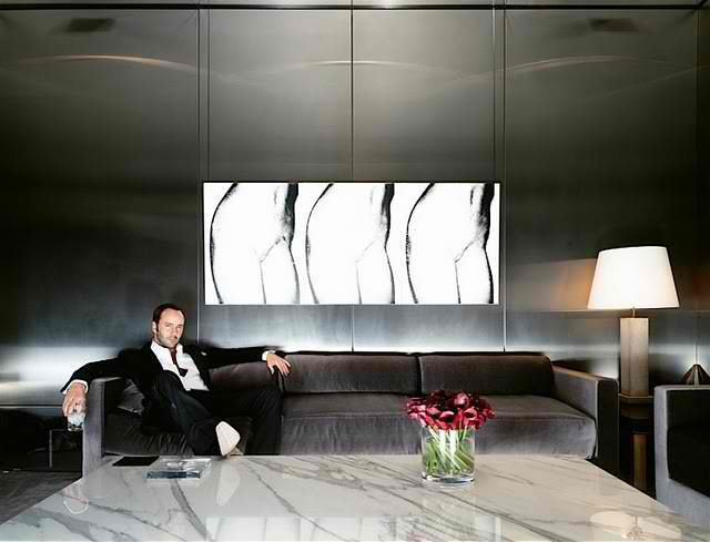 Tom Ford's house interior design