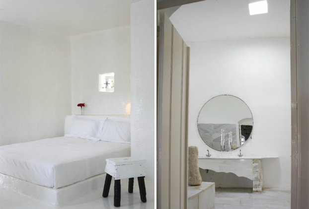 Unique House in Greek Island Paros 7