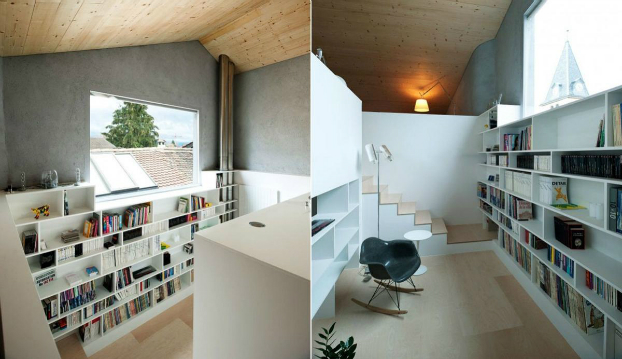 Awesome Attic Libraries 13