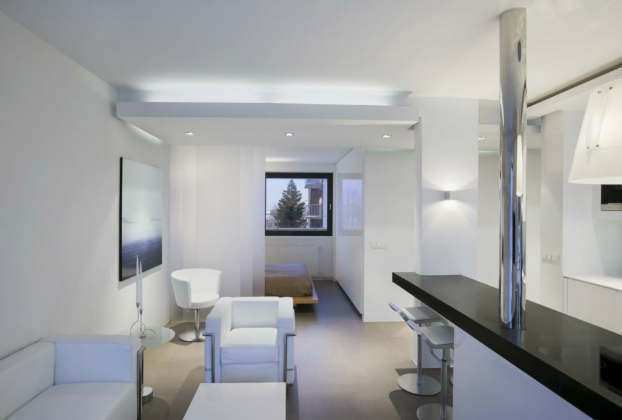 Apartment in Iceland by Gudmundure Jonsson 6
