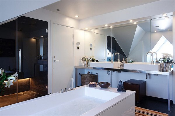 Contemporary Apartment interiors in Stockholm11