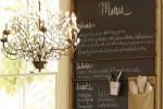 chalkboard DIY decorating ideas