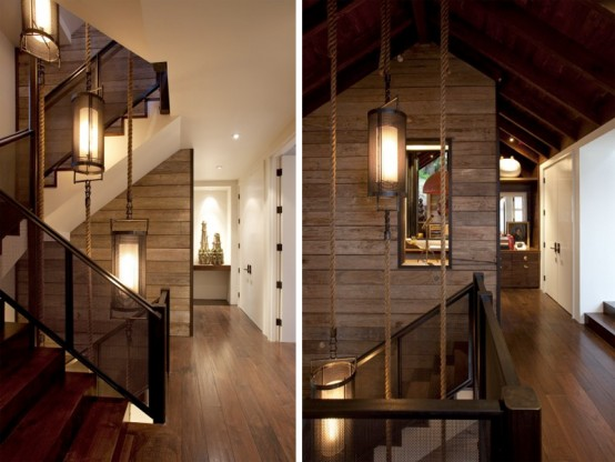 Amazing LEED House with a very Vertical Design11