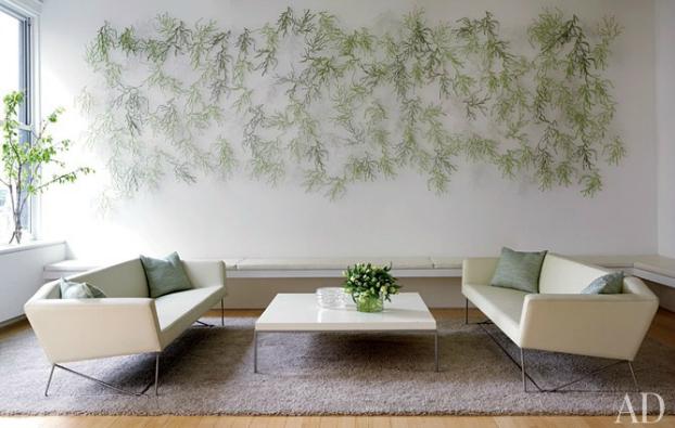 Artful Urban Loft interior design In Manhattan