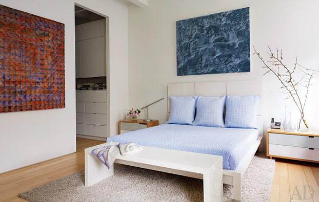 Artful Urban Loft interior design In Manhattan 10