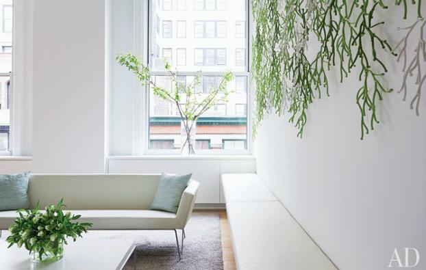 Artful Urban Loft interior design In Manhattan 2